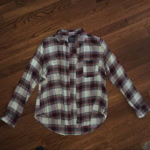 flannel from Abercrombie & Finch